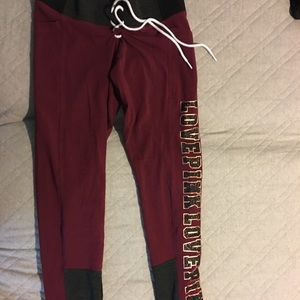 Pink brand  leggings